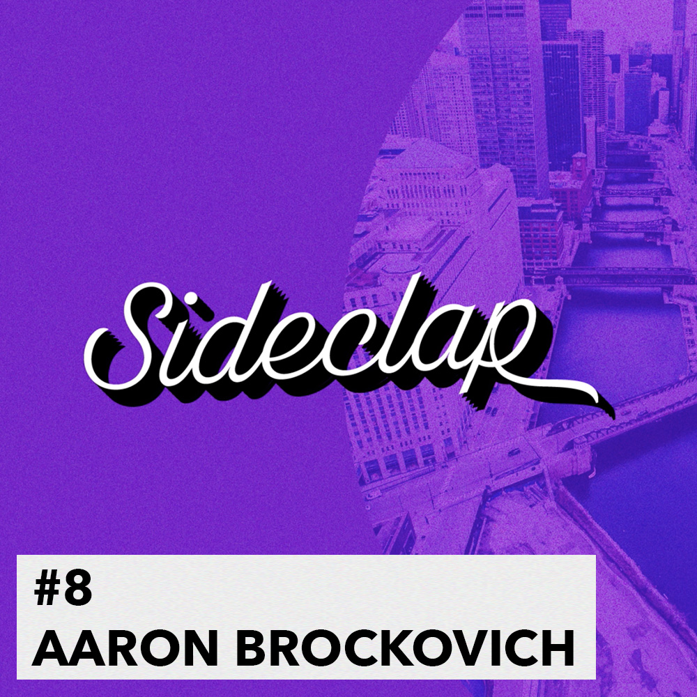Sideclap - Aaron Brockovich