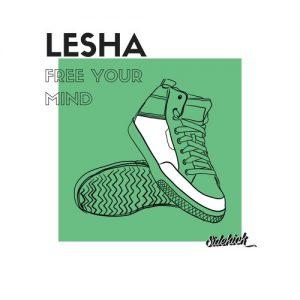 Lesha - Free Your Mind