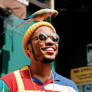 Anderson Paak Announces His SNL Debut