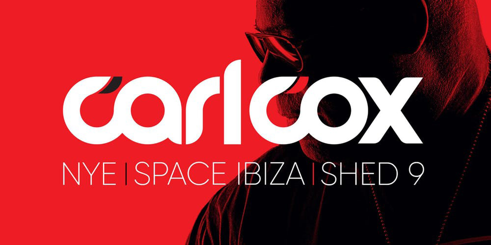 Carl Cox New Year Eve
