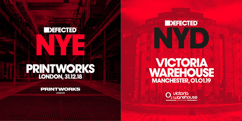 Defected New Year Eve