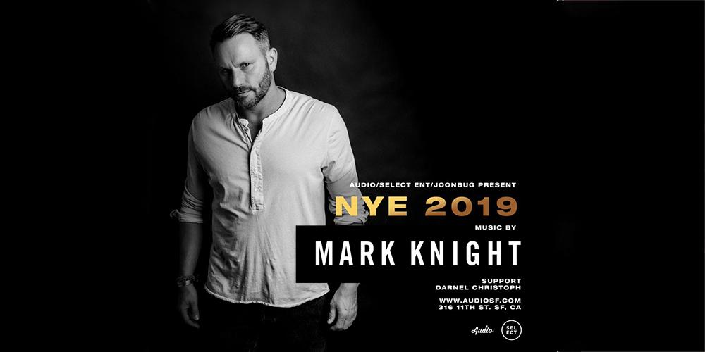 Mark Knight New Year Eve
