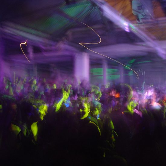 Illegal Raves In The UK Rose By 9 Percent Last Year