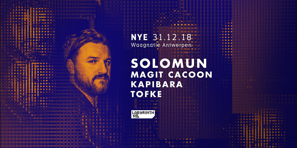 Solomun New Year Eve