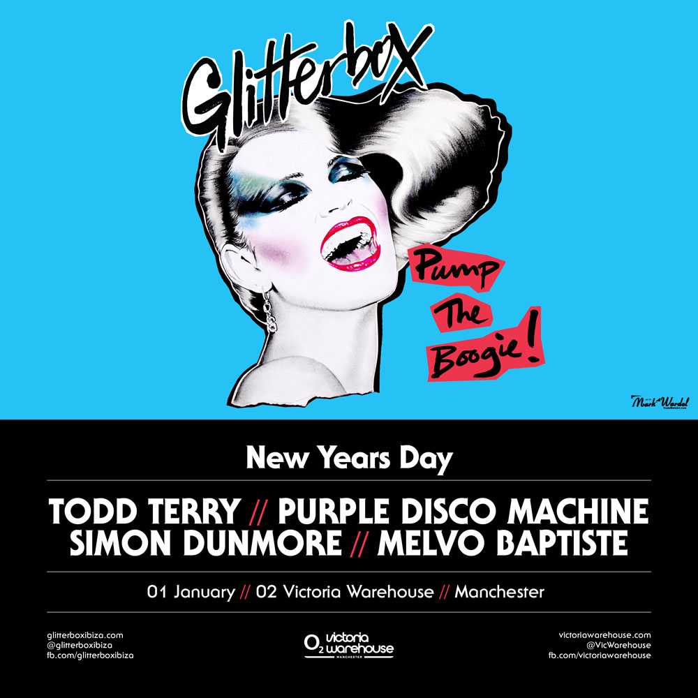 Defected & Glitterbox NYD