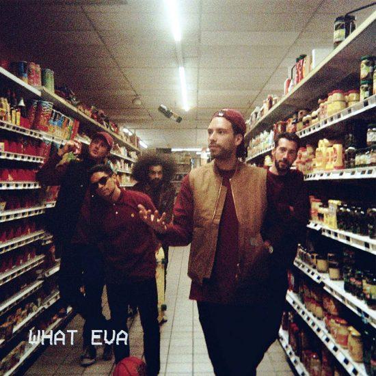 La Fine Équipe - What Eva