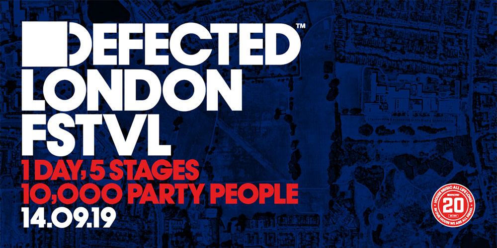Defected London Event