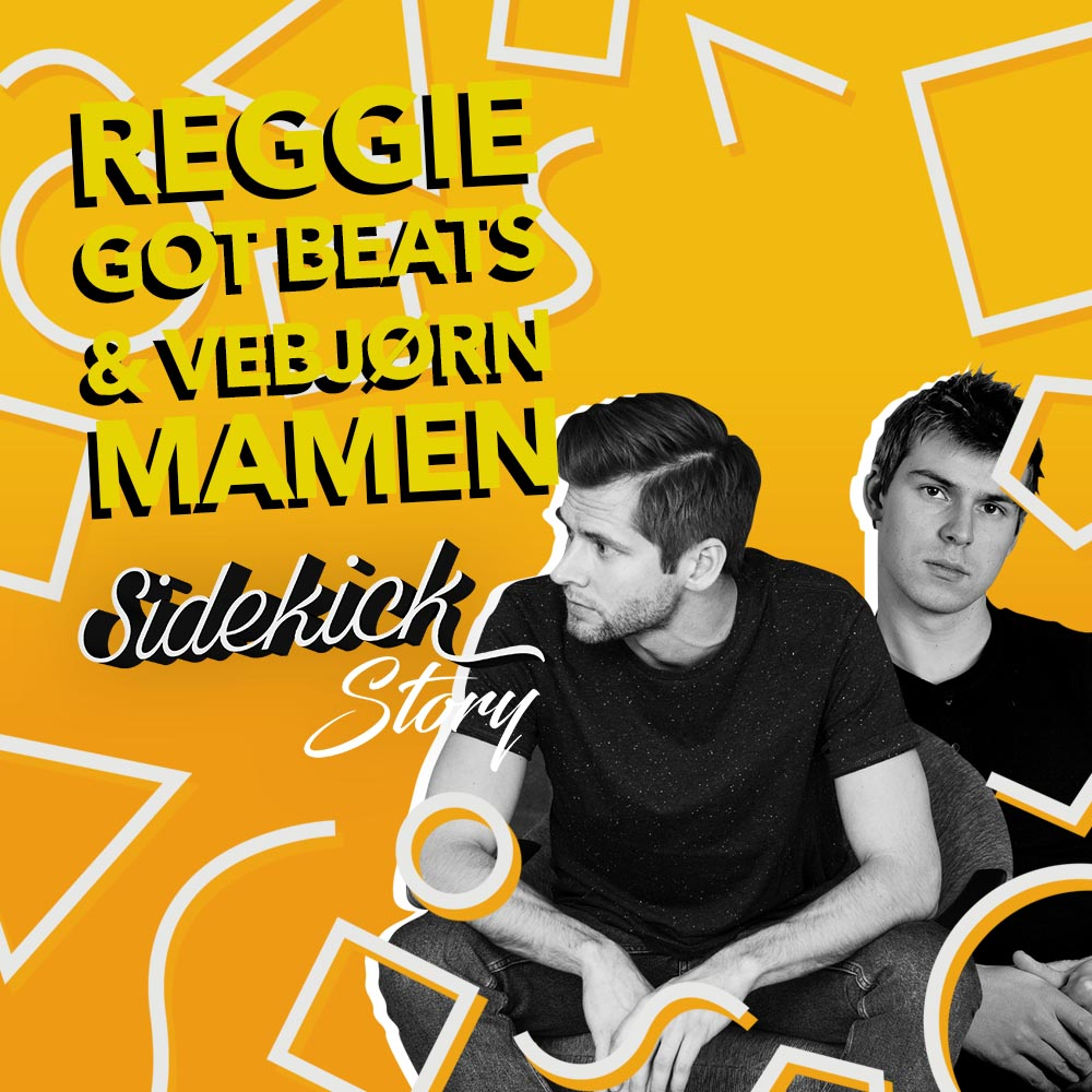 Reggie Got Beats & V. Mamen Host New Sidekick Story
