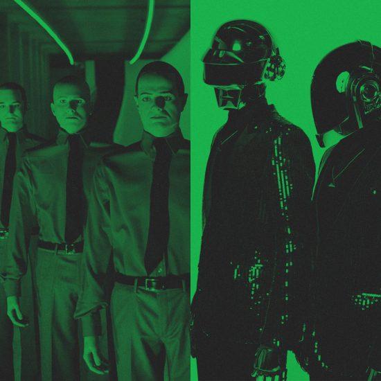 Kraftwerk & Daft Punk - Philharmonie Paris