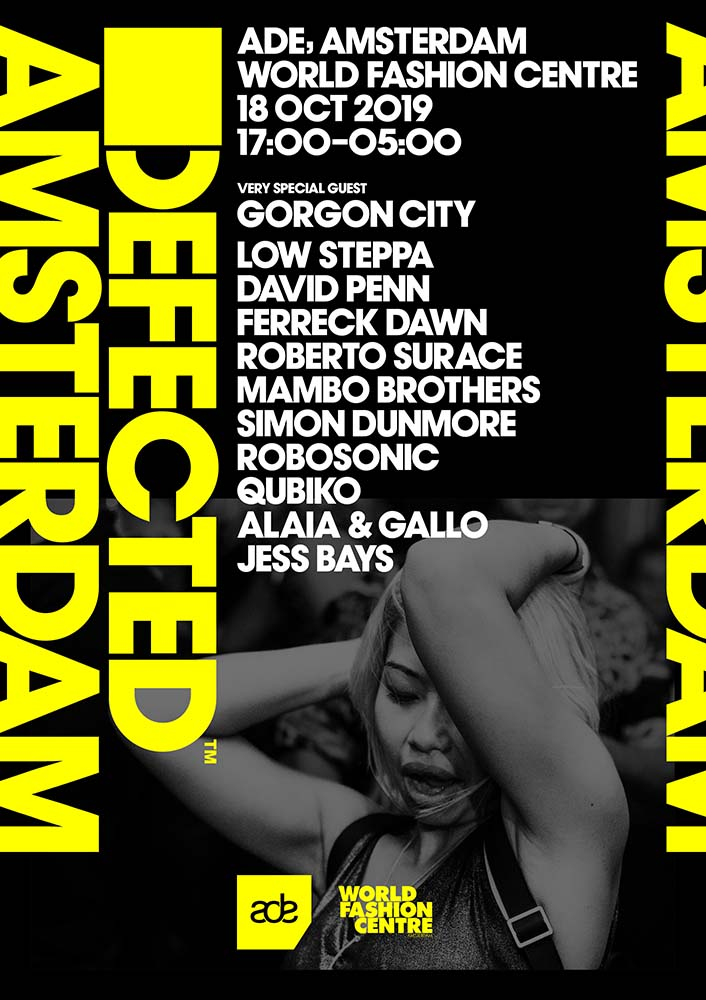 ADE Party Defected Line Up