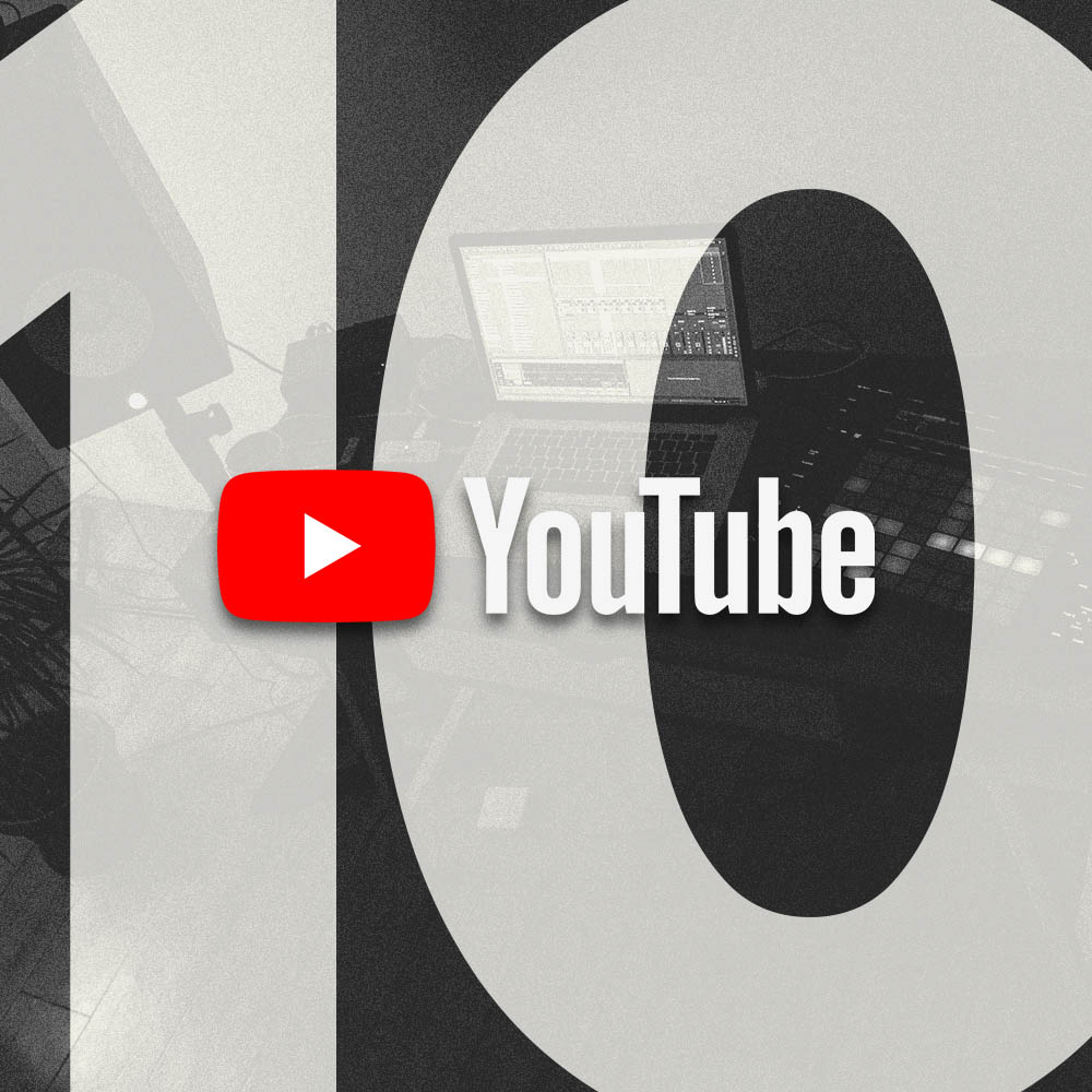 Top 10 Youtube Music Channels You Must Follow Sidekick Music